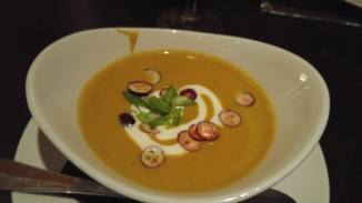 Butternut Squash Soup-110 Grill Chelmsford