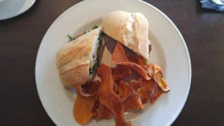 Porchetta Sandwich-Lexx Restaurant